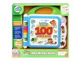 Learning Friends 100 Words Book™(Bilingual: US + FR)